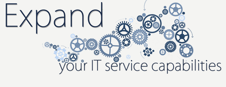 Expand your IT Service capabilities